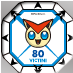 Pièce Pokémon Battle Chess BW Version - Victini retourné.png