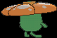 Sprite 045 ♀ chromatique dos XY.png
