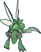 Sprite 123 ♀ chromatique dos XY.png