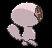 Sprite 194 ♂ chromatique dos XY.png
