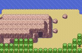 Plan et Pokémons Grotte_Granite
