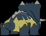 Sprite 411 chromatique dos XY.png