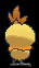 Sprite 255 ♀ chromatique dos XY.png