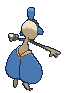 Sprite 308 ♀ chromatique dos XY.png