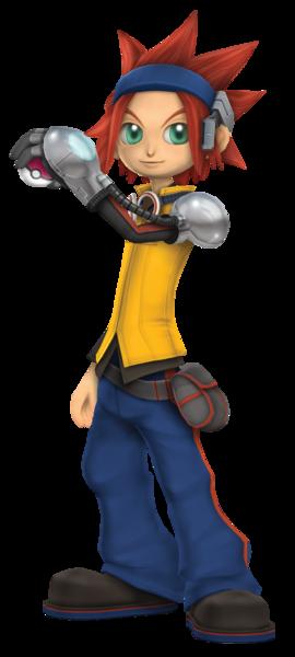 Dresseur Pokémon Rhode Florent-XD
