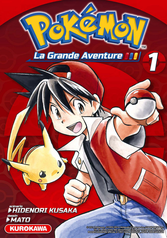 Pokémon - La Grande Aventure vol. 1 Johto World