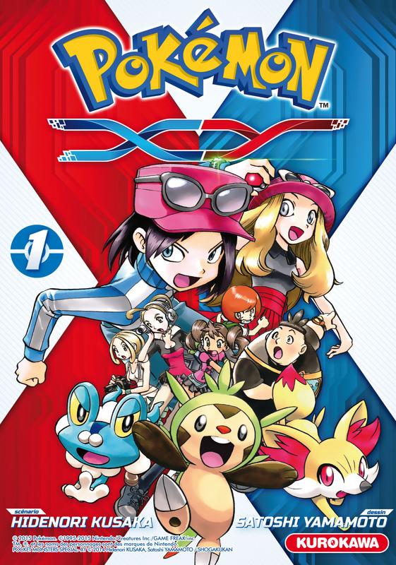 Pokémon XY Kurokawa Johto World