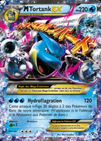 Tortank-EX , un... Pokemon Chesnaught Card
