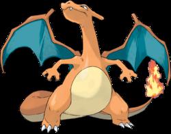 Quel est votre pokemon prefere ? 250px-Dracaufeu-RFVF