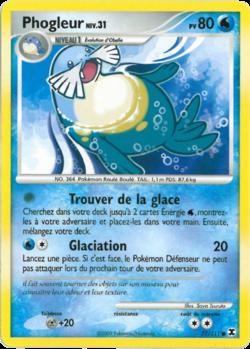 Phogleur platine rivaux mergeants 77 pok p dia - Pokemon platine evolution ...