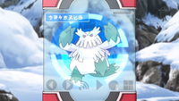 XY083 - Blizzaroi Pokédex.png