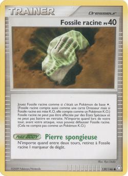 Fossile racine diamant perle veil des l gendes 139 - Fossile pokemon diamant ...