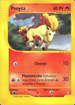 Pokemon Ponyta Evolution