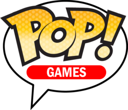 Logotype de Funko POP! Games