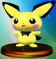 Pichu Trophy Melee.png
