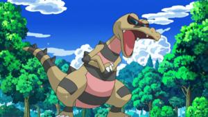 Pokémon de Escroco