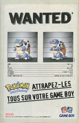 Pub Pokemon Bleu Rouge Mag. Pokemon 2 dos JDM n°2469.jpg