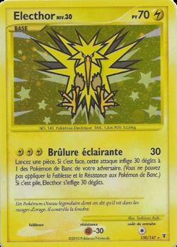 Electhor platine vainqueurs supr mes 150 pok p dia - Carte pokemon electhor ex ...