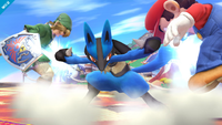 Lucario Forte-Paume SSB4.png