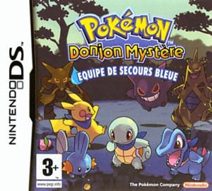 rom gba pokemon donjon mystere