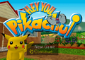 Hey You, Pikachu! écran titre.png