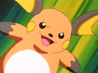 Raichu du Major Bob