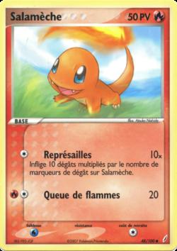 Salam che ex gardiens de cristal 48 pok p dia - Pokemon evolution salameche ...