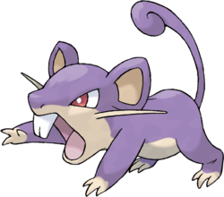 [Pokémons sauvages] In the darkness 250px-Rattata-RFVF