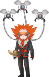 Overworld Lysandre (Chef) XY.png