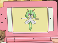 DP020 - Kirlia Pokédex.png