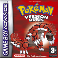 Pok mon versions rubis et saphir pok p dia - Pokemon version rubis evolution ...