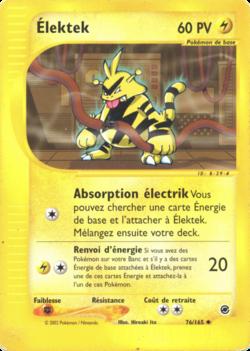 Lektek expedition 76 pok p dia - Pokemon elektek ...