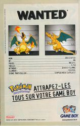 Pub Pokemon Bleu Rouge Mag. Pokemon 3 dos JDM n°2471.jpg