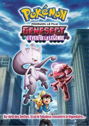 Pokémon 16 : Genesect et l'éveil de la légende affiche