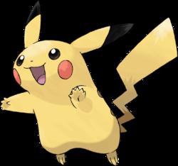 Pokemon Showdown et Stratégie Pokémon 250px-Pikachu-RFVF